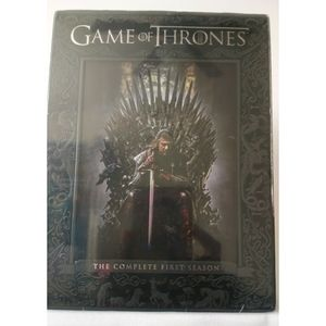 Game of thrones complete season ONE, TWO & FOUR